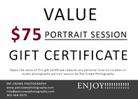 PORTRAIT CERTIFICATES
